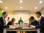 """2013.11.27 - Debata uniwersytecka """"Jak daleko mamy do Brukseli"""""""