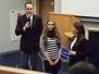 """2012.11.12 - I wykład z cyklu """"Tak Dla Europy"""" na Uniwersytecie Gdańskim"""