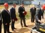 2013.07.01 - Uroczystość wmurowania kamienia węgielnego pod budowę PKM