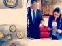 2014.02.05 - Spotkanie z Ambasadorami Malty i Łotwy