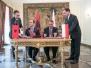 2014.05.07 - Spotkanie z Ministrem Spraw Zagranicznych Republiki Albanii Ditmirem Bushatim