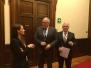 2014.11.30 - Konferencja Przewodniczących Komisji ds. Unii Europejskiej (COSAC) w Rzymie