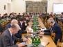 2015.01.14 - Posiedzenie Komisji ds. UE i SZA z Ambasadorami Włoch i Łotwy