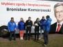 2015.03.22 - Bronkobus w regionie: podsumowanie dotychczasowych działań w kampanii prezydenckiej