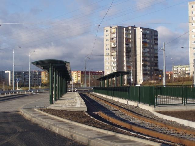 petla tramwajowo-autobusowa